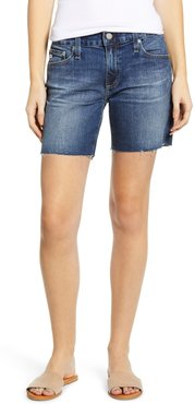 Becke Cutoff Denim Shorts