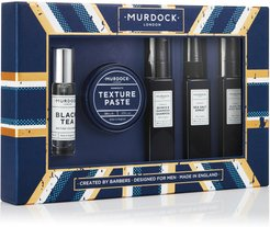 A Gentleman Of Two Cities Travel Size Grooming Set (Usd $61 Value)