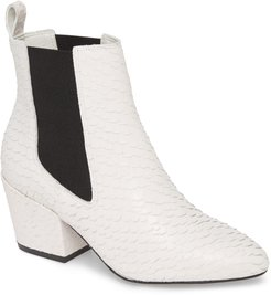 Morgan Snake Embossed Boot