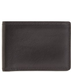 Leather Bifold Wallet -