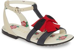 Girl's Gucci Jane Bow Sandal