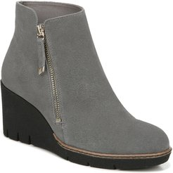 Live It Up Wedge Bootie