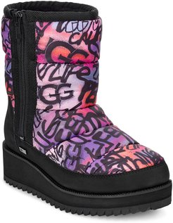 UGG Ridge Graffiti Pop Waterproof Boot