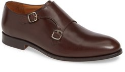Leroy Double Monk Strap Shoe