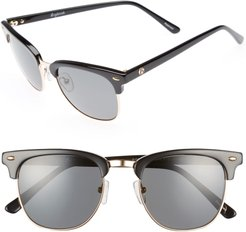 Copeland 51mm Polarized Sunglasses - Black/ Grey Polar