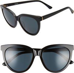 Beverly 55mm Cat Eye Sunglasses -