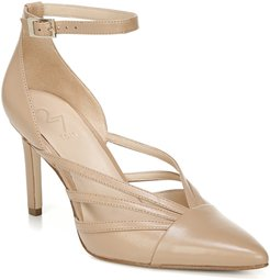 Abree Ankle Strap Pump