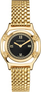 Medusa Frame Bracelet Watch, 36Mm