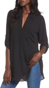 Perfect Henley Tunic