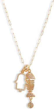 Provision Charm Necklace