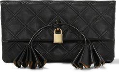 Sofia Loves The Leather Clutch -