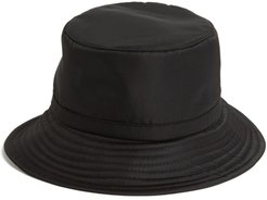 Rain Bucket Hat - Black