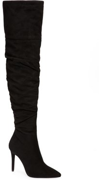 Lyrelle Pointy Toe Slouchy Knee High Boot