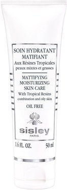 Mattifying Moisturizing Skin Care With Tropical Resins