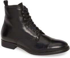 Richmond Cap Toe Lace-Up Boot