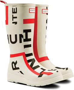 Original Exploded Logo Tall Rain Boot