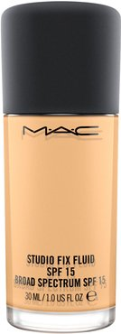 MAC Studio Fix Fluid Foundation Spf 15 - C40 Medium Golden Olive