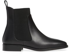 The Square Toe Chelsea Boot