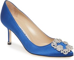 Hangisi Pointed Toe Pump