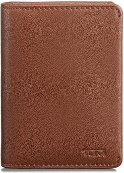 Tumi Leather RFID Card Case at Nordstrom Rack