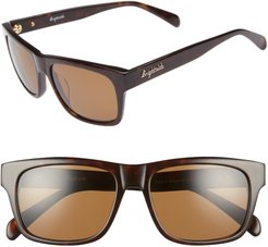 Wilshire 55mm Square Sunglasses -