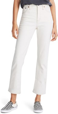 Slim Demi-Boot Ankle Jeans