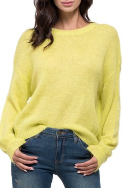Crewneck Relaxed Sweater