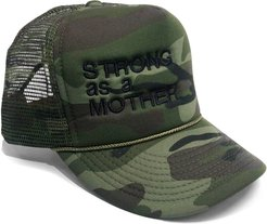 Strong As A Mother Trucker Hat -