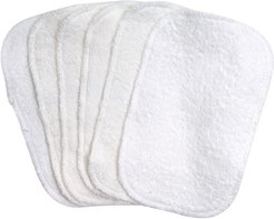 6-Pack Organic Egyptian Cotton Terry Wipes