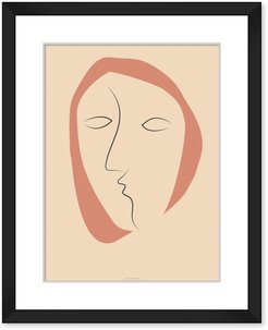 Face It 2 Framed Wall Art