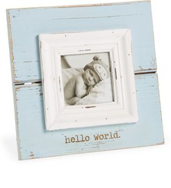 Hello World Picture Frame