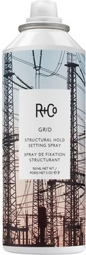 Grid Structural Hold Setting Spray, Size One Size