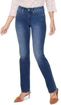 Marilyn High Waist Cool Embrace Straight Leg Jeans