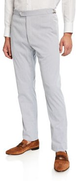 Bedford Cotton-Stretch Corduroy Pants