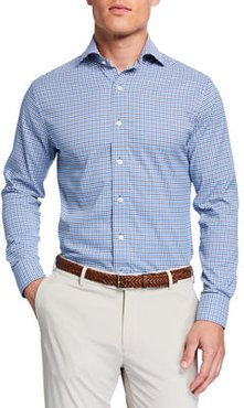 Crown Crafted Check Sport Shirt