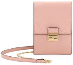 Kan U Matte Grace Calf Crossbody Wallet