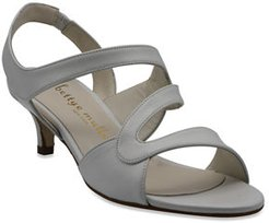 Sandy Strappy Leather Sandals