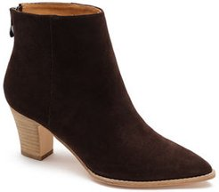 Payton Suede Western Booties