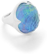Rock Candy Sterling Silver Prince Ring, Size 7