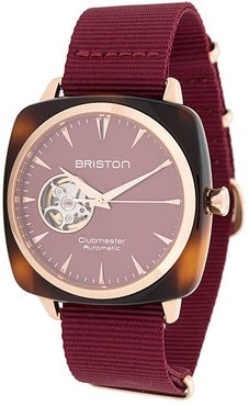 Clubmaster watch - Red