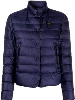 Jarvis padded down jacket - Blue