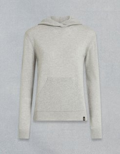 ENGINEERED HOODIE Grey