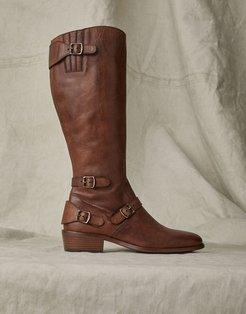 TRIALMASTER LEATHER BOOTS Brown US 6 /