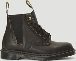 X Dr Martens Lace-Up Boots in Black size JPN - 04