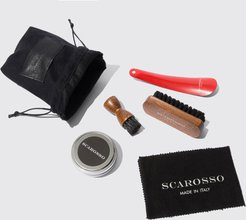 Shoe care Italian Shoe Scarosso unisex Shoe Care Kit Neutral - For Leather Accessories one size
