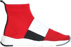 Cameron 00 High-top Knit Sneakers