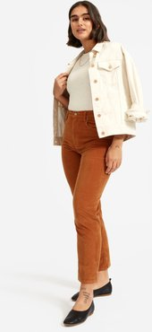 Cheeky Straight Corduroy Pant by Everlane in Acorn, Size 26