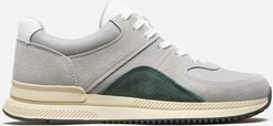 Trainer by Everlane in Cool Grey / Pine, Size W5.5M3.5