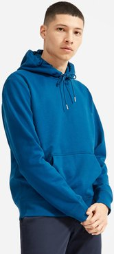 French Terry Hoodie   Uniform by Everlane in Dark Blue, Size S