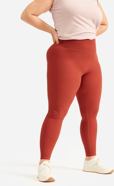 Perform Legging by Everlane in Brandy Rose, Size XXS